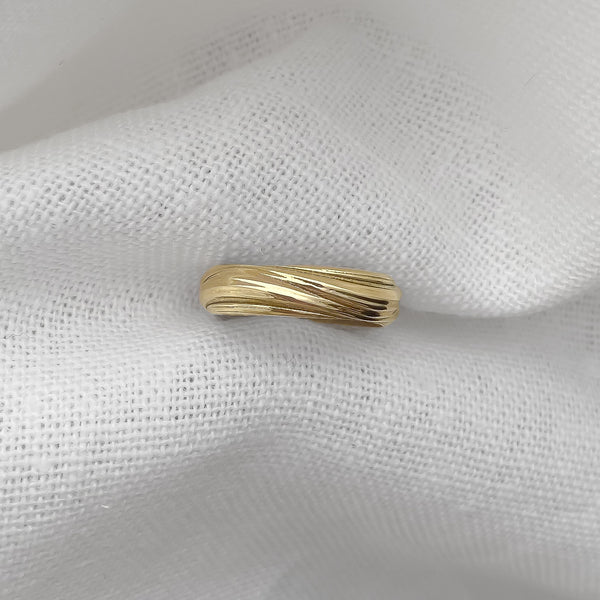 Grand Swell Ring - Kay Konecna Studio