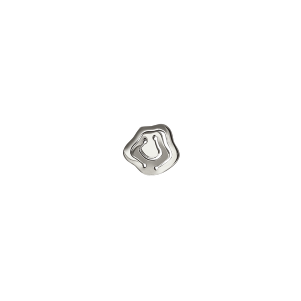 Isami Mini Single Stud - Kay Konecna Studio. Independent jewellery designer based in London. Discover Women's Isami Mini Single Stud. Visit the official e-store and shop with secure payments and fast worldwide shipping.