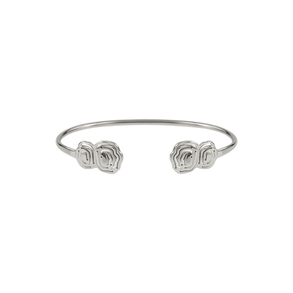 Elena Duo Cuff Silver - Kay Konecna Studio. Independent jewellery designer based in London. Discover Women's Elena Duo Cuff Silver. Visit the official e-store and shop with secure payments and fast worldwide shipping.