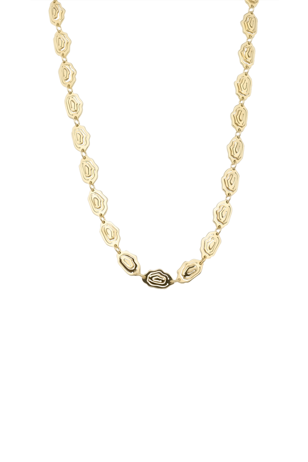Elena Long Necklace Gold Vermeil - Kay Konecna Studio. Independent jewellery designer based in London. Discover Women's Elena Long Necklace Gold Vermeil. Visit the official e-store and shop with secure payments and fast worldwide shipping.