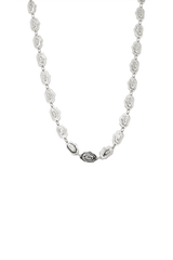 Elena Long Necklace Silver - Kay Konecna Studio. Independent jewellery designer based in London. Discover Women's Elena Long Necklace Silver. Visit the official e-store and shop with secure payments and fast worldwide shipping.