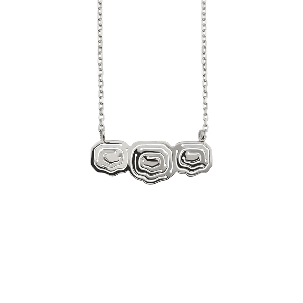 Elena Trio Pendant Silver - Kay Konecna Studio. Independent jewellery designer based in London. Discover Women's Elena Trio Pendant Silver. Visit the official e-store and shop with secure payments and fast worldwide shipping.