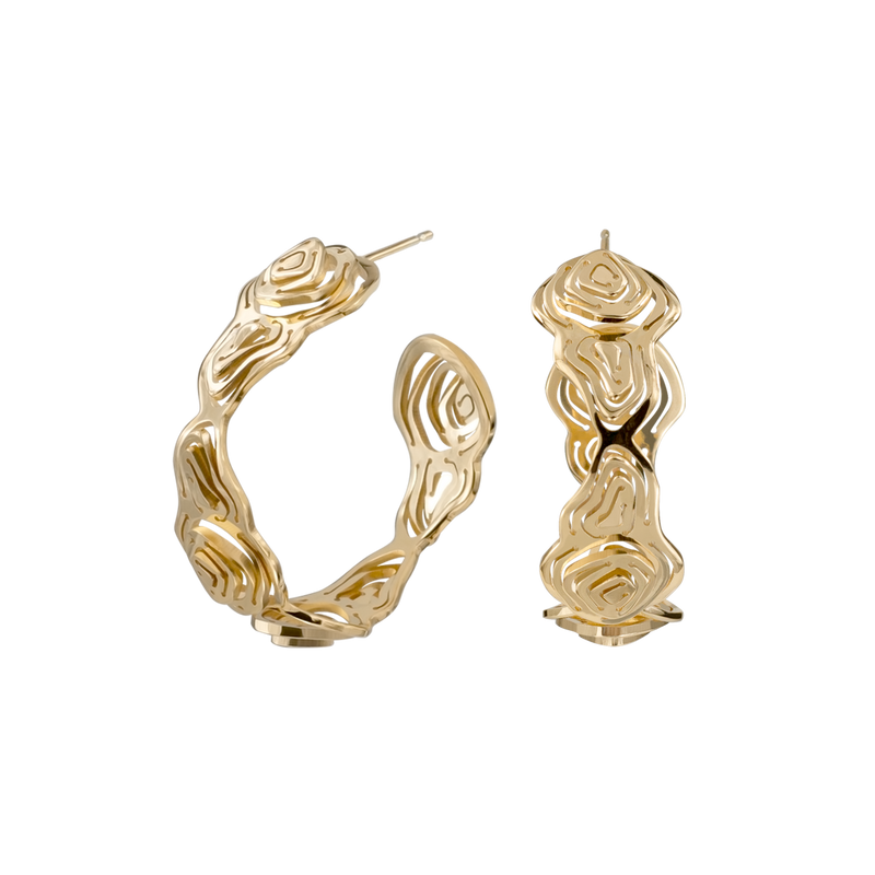Pia Hoops Gold Vermeil - Kay Konecna Studio. Independent jewellery designer based in London. Discover Women's Pia Hoops Gold Vermeil. Visit the official e-store and shop with secure payments and fast worldwide shipping.