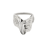 Pia Shield Stacking Ring Silver - Kay Konecna Studio. Independent jewellery designer based in London. Discover Women's Pia Shield Stacking Ring Silver. Visit the official e-store and shop with secure payments and fast worldwide shipping.