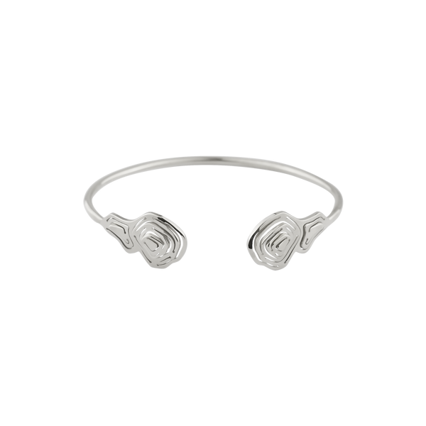 Pia Cuff Silver - Kay Konecna Studio. Independent jewellery designer based in London. Discover Women's Pia Cuff Silver. Visit the official e-store and shop with secure payments and fast worldwide shipping.