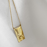 Woodscape Pendant Gold Vermeil - Kay Konecna Studio. Independent jewellery designer based in London. Discover Women's Woodscape Pendant Gold Vermeil. Visit the official e-store and shop with secure payments and fast worldwide shipping.