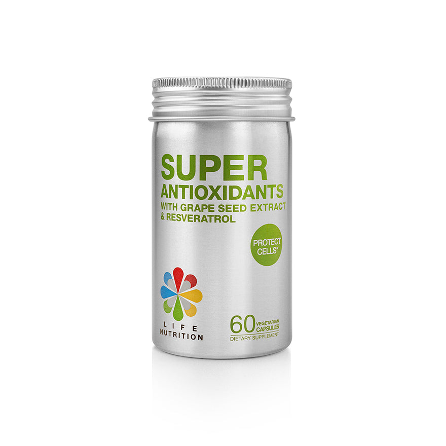 SUPER ANTIOXIDANTS