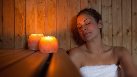 find the special sauna additions to make your experience as relaxing and enjoyable as possible