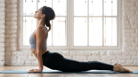 yoga is a moderate or intense exercise that protects against cancer