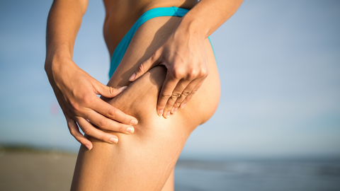 cellulite can be lessened with fascia blasting