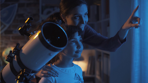 parental support can make a big difference in kids pursuing STEM