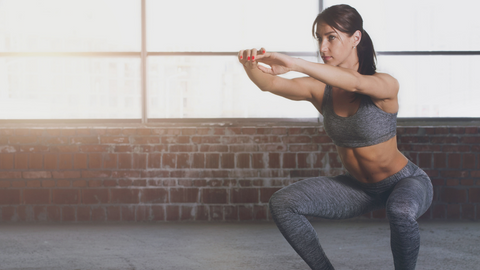 a quick at-home workout can tone your legs