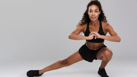 side lunges add movement and power to your workout