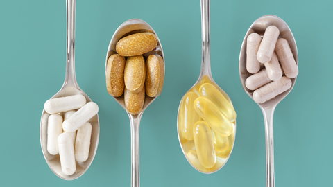 vitamin supplements for a healthy immune system
