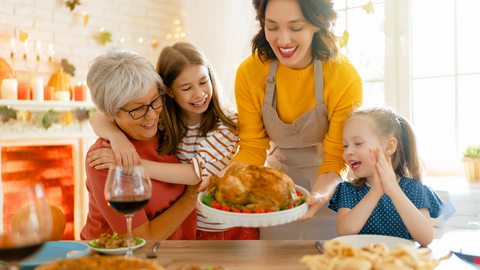 create new culinary traditions at your family thanksgiving dinner