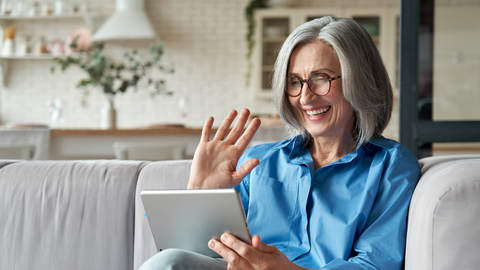 video chatting and other remote connection can help people feel together