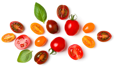 cherry tomatoes nutrition facts