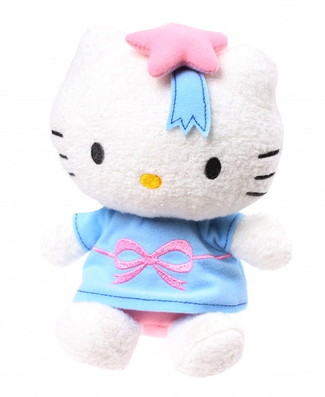 Glow in the dark hallo kitty hug licht 22 cm