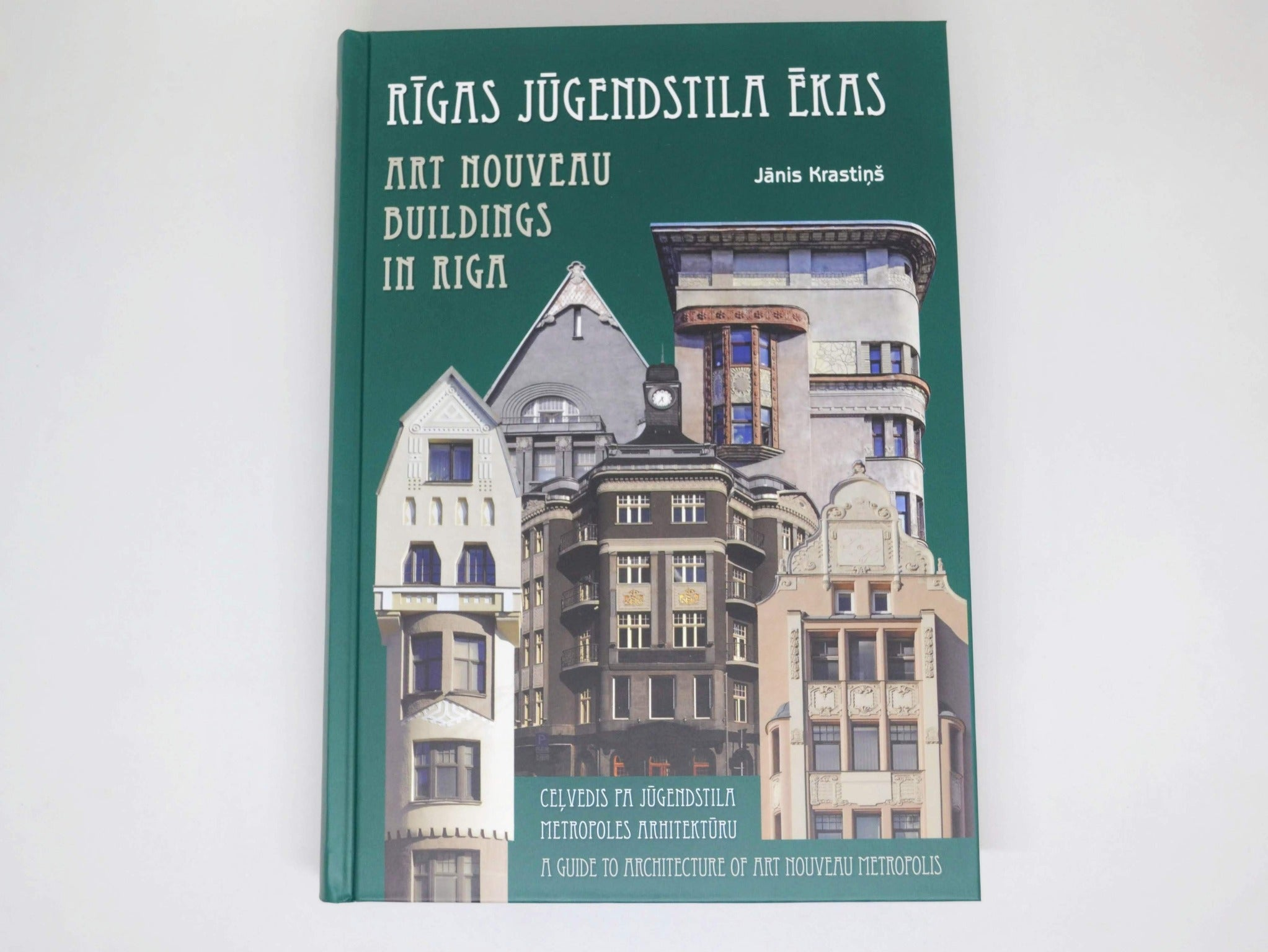 Art Nouveau Buildings in Riga