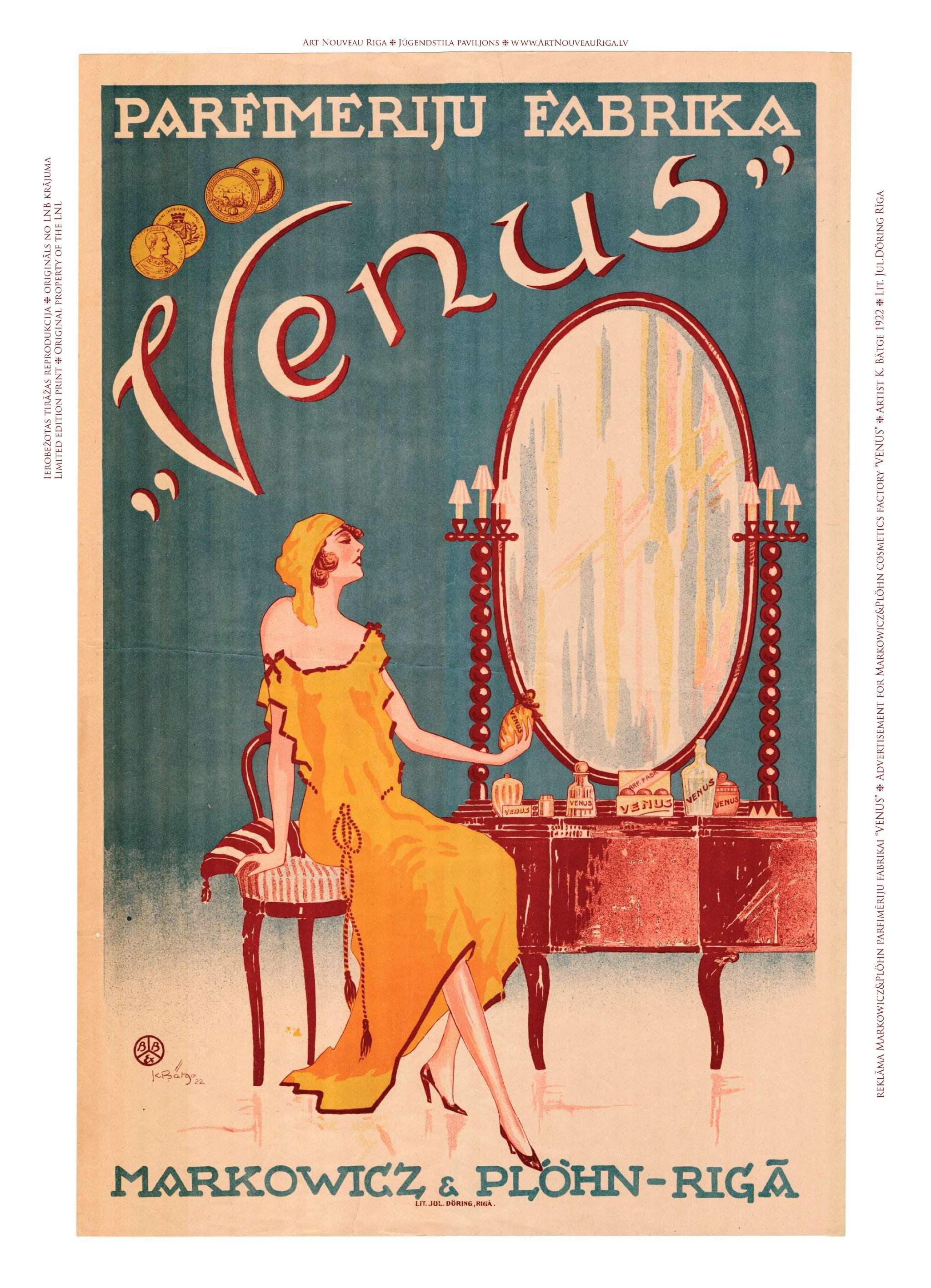 Venus – A Lady's Secret