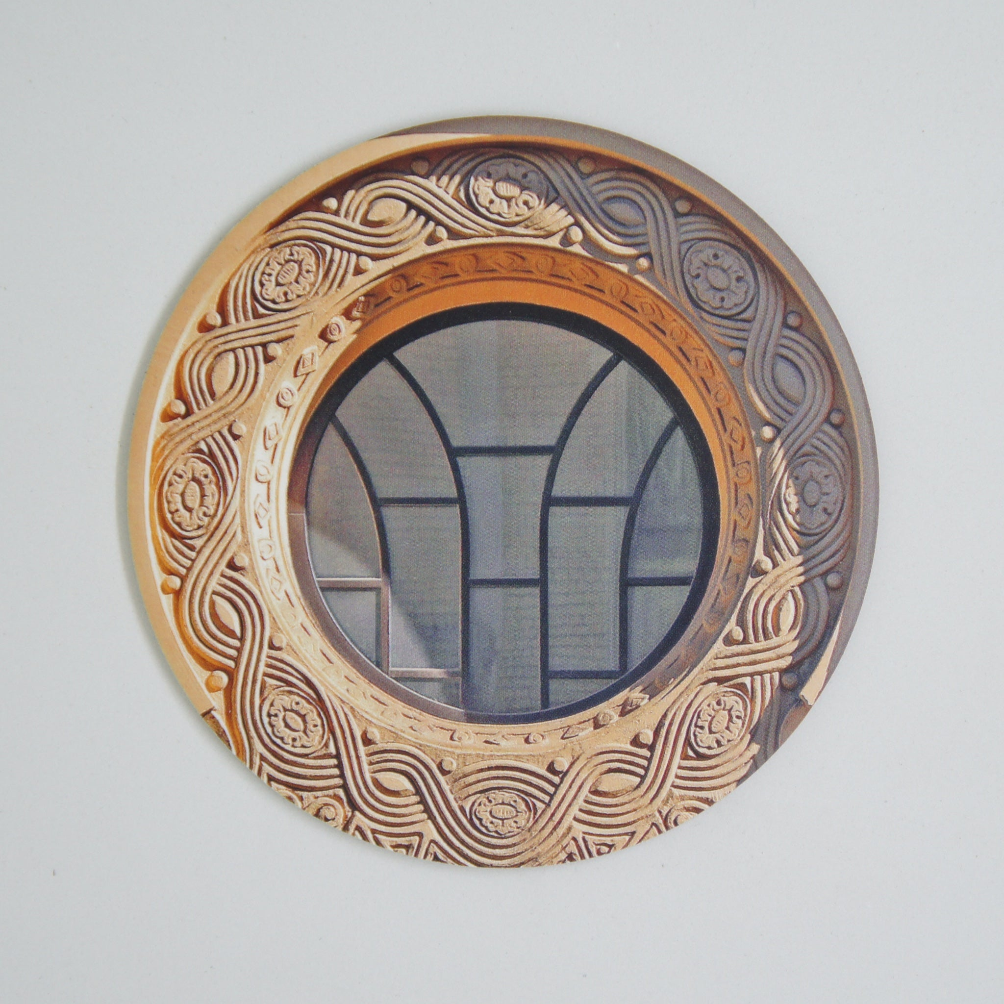 Coasters- Art Nouveau Entrance Portal