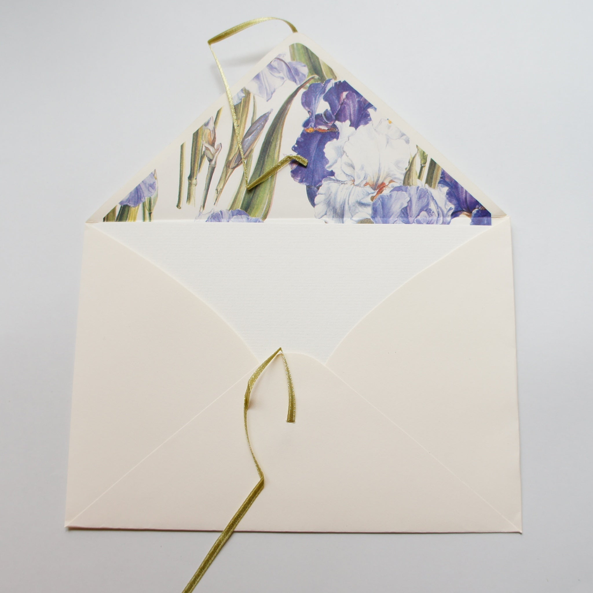 Large Handsome Envelope and Note Card with a Secret
