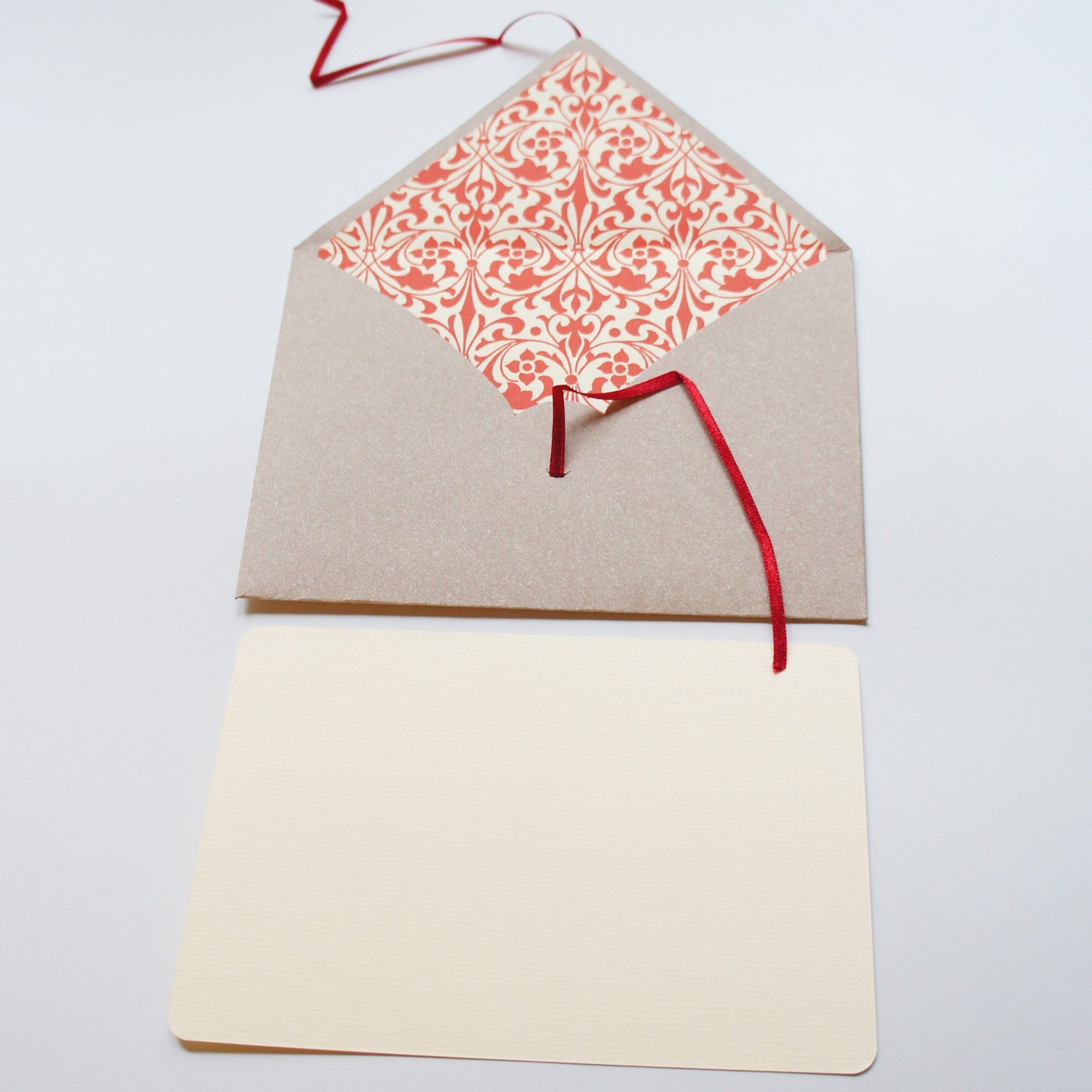 Medium Delightful Envelope and Note Card with a Secret