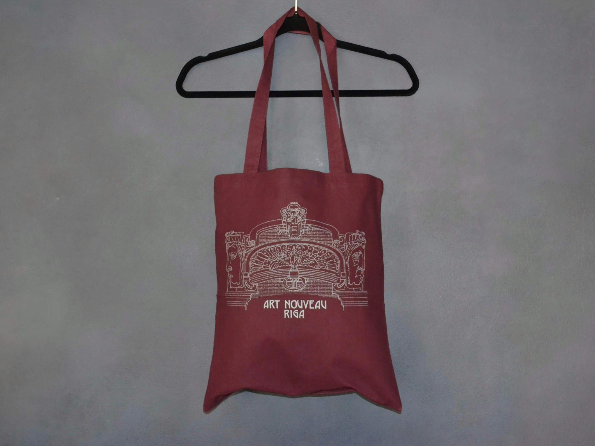 Cotton Bag: Art Nouveau Riga