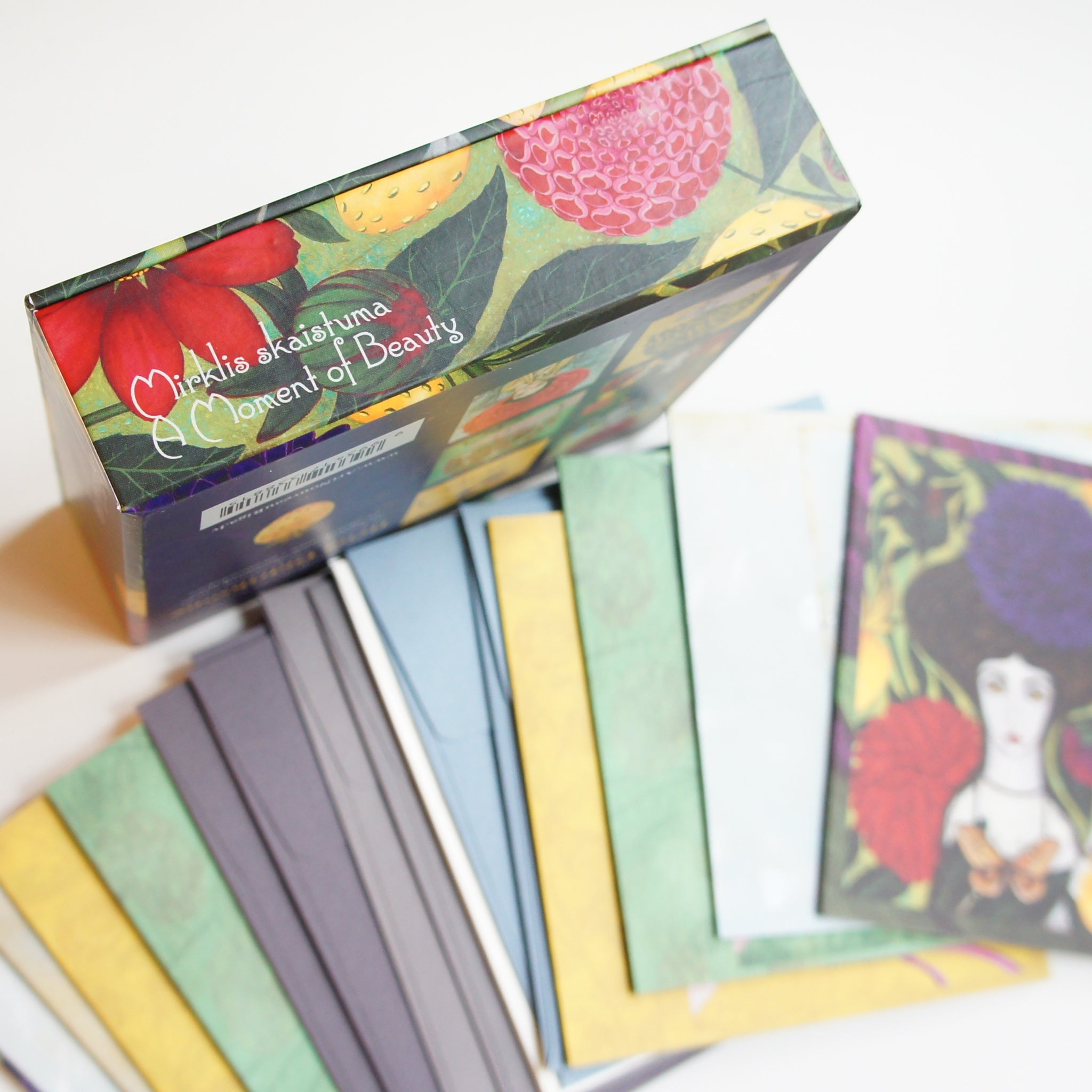 Box Set of Greeting Cards- Moment of Beauty