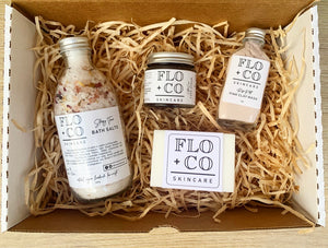 Bath Time Bliss Gift Box