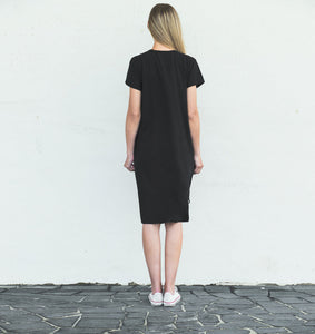 Halftone Weekend Dress