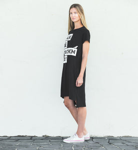 Kak De Fuckin La Weekend Dress