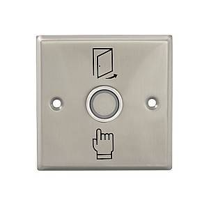 Push button with Green Color