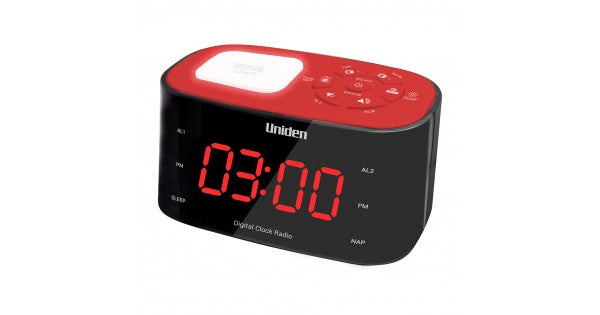 1.2'' LED Radio Clock
