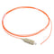 multi mode Fiber Optic Pigtail SC/UPC - 2m