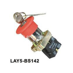 Pushbutton Switch LAY5-BV74