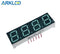 "Segment Display 1 Digith Mediumanode, red, 0.5/0.56"", 12.5*19*8mm"