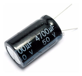 ELECTROLYTIC CAPACITOR 50V 4700uf