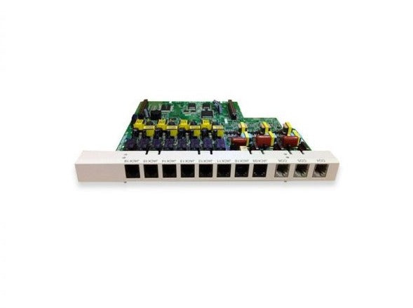 3 Port Analogue CO Line And 8 Port Hybrid Extension Card