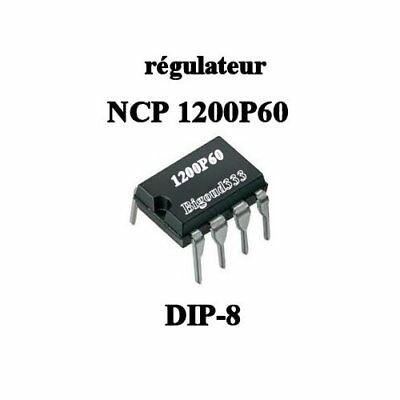 PWM CURRENT MODE CONTROLLER IC 1200P60