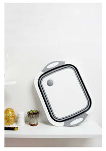 Foldable Basket&Chopping Board