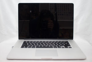 MacBook Pro (15-inch, Mid 2014) 2.2 GHz i7 - 16GB RAM - 250GB SSD