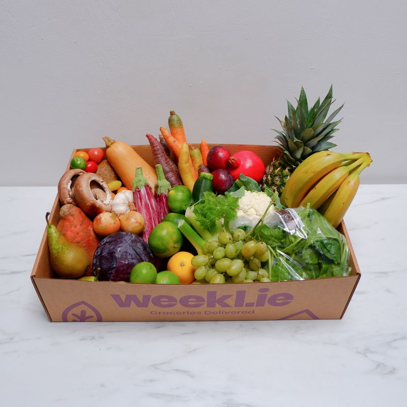 Weekl.ie Fruit and Veg Box
