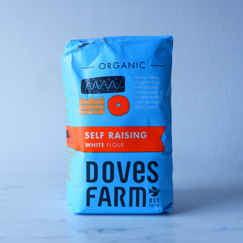 Doves Organic - Self raising flour