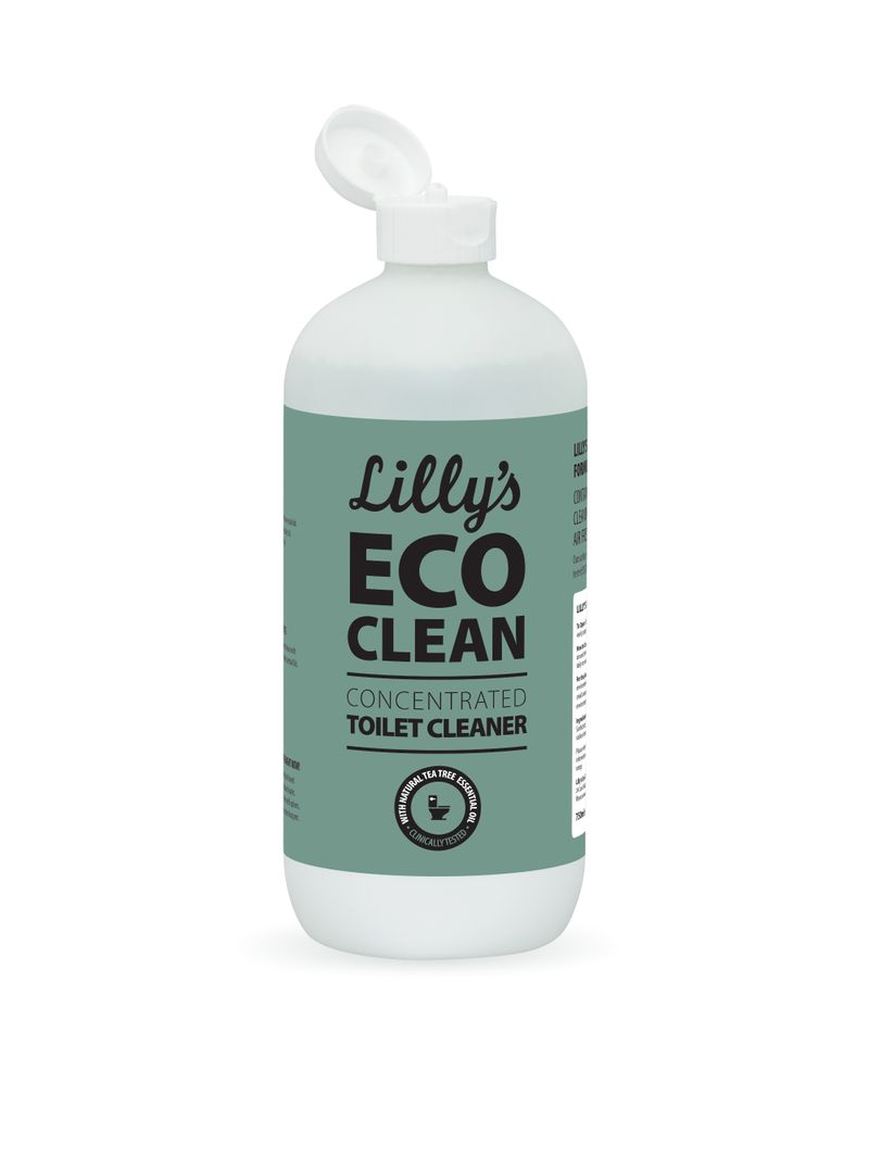 Lilly's Eco Cleaning - Concentrated Toilet Cleaner w/Natural Tea Tree Oil