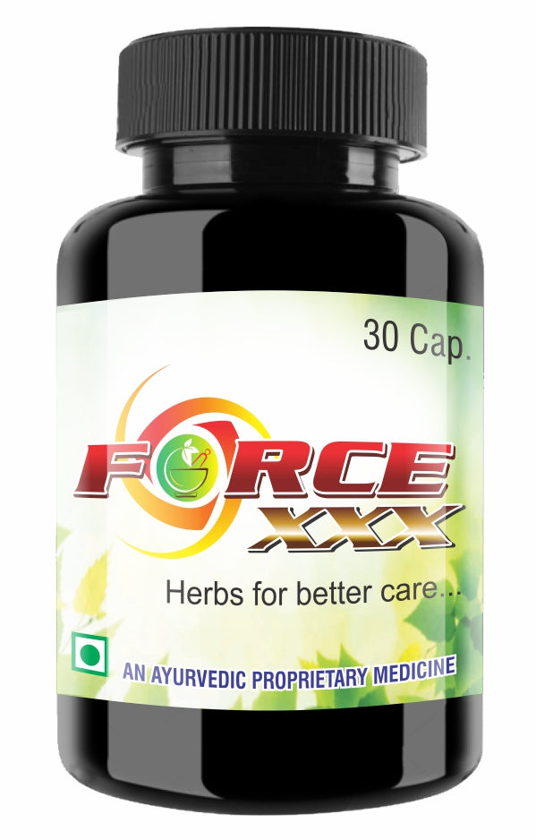 Force XXX - Herbs for Better Care