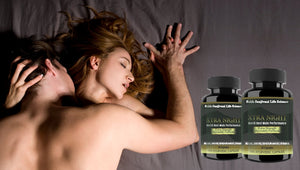 Xtra Night Capsules for Men (30 Capsules) | 100% Pure & Ayurvedic Formulation | Get Ideal Boost of Sexual Performance