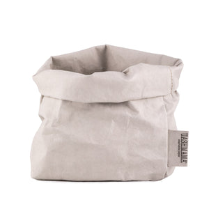 * PAPER BAG MEDIUM (VEGAN) - wholesale