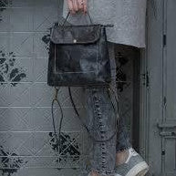 aghi bag black (vegetale)