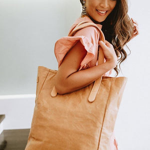 shine bag camel